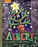 img - for Albert: The Little Tree with Big Dreams (Nickelodeon) (Big Golden Book) book / textbook / text book