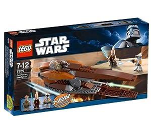 LEGO Star Wars Geonosian Starfighter 7959 7959