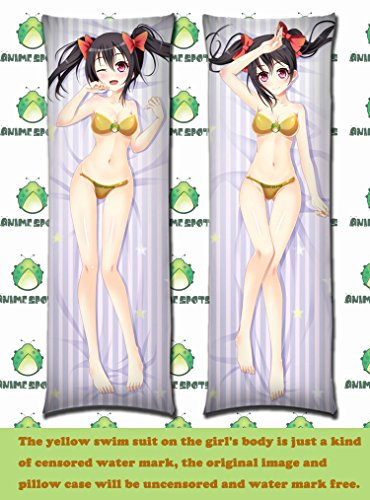 Hentai Body Pillow front-294420