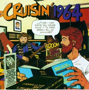 Original album cover of Cruisin' 1964 by Cruisin'