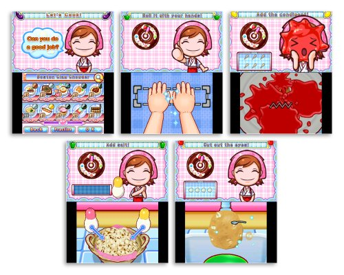 Cooking Mama 4  screenshot