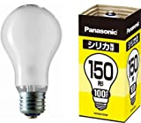 パナソニック シリカ電球150形【1個入】 LW100V150W