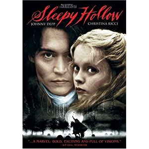 Click to buy Scariest Movies of All Time: Sleepy Hollow from Amazon!