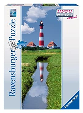 Westerhever Lighthouse 1000 Piece Puzzle