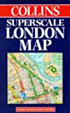 Superscale London Map (0004487842) by Collins Publishers