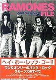 ラモーンズ・ファイル (Artist File Series)