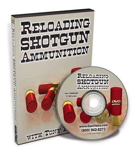 Reloading Shotgun Ammunition--DVD