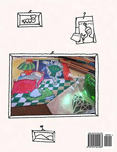 Egbert rougit/Egbert bliver rød: Un livre à colorier pour les enfants (Edition bilingue français-danois)