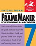 FrameMaker 7 for Macintosh and Window...