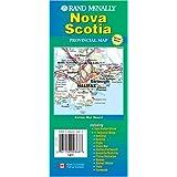 Rand McNally Nova Scotia: Provincial Map ~ Rand McNally