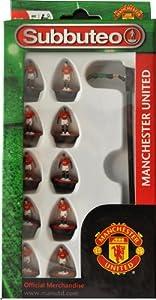 Paul Lamond Subbuteo Manchester United Team Set from Paul Lamond