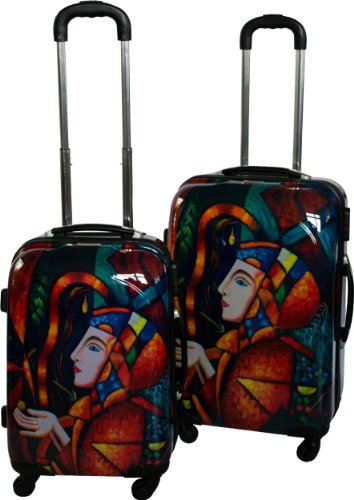 Original normani® Polycarbonat ABS Kofferset