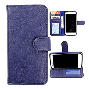 For Samsung Galaxy Core 2 - DooDa Quality PU Leather Flip Wallet Case Cover With Magnetic Closure, Card & Cash Pockets