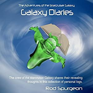Galaxy Diaries Audiobook