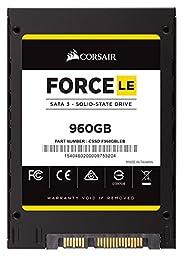 Corsair Force Series LE SSD, SATA 6Gbps 960GB