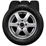 13インチ 4本セット スタッドレスタイヤ&ホイール BRIDGESTONE(ブリヂストン) BLIZZAK(ブリザック)REVO-GZ 155/65R13 FEID(フェイド)G6