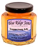 Blue Ridge Jams: Scuppernong Jelly, Set of 3 (10 oz Jars)