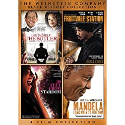 Black History Collect 4pk Dvd