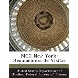 MCC New York: Regulaciones de Visitas