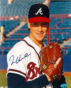 Tom Glavine autographed 8x10 Photo (Atlanta Braves) Image SC#2 by Autograph Warehouse