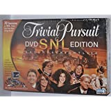 Toy / Game Milton Bradley Trivial Pursuit: Snl Saturday Night Live Dvd Edition Game (For Ages 14 Years And Up) by 4KIDS