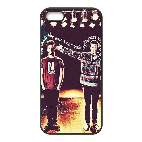 Welcome!Iphone 5/5S Cases-Brand New Design Twenty One Pilots Printed High Quality TPU For Iphone 5/5S 4 Inch -02
