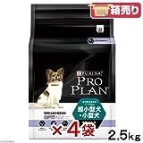箱売り ピュリナ プロプラン オプティエイジ 超小型犬・小型犬 9歳以上の成犬用 チキン 2.5kg お買い得4袋