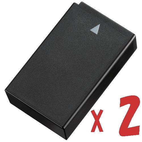 『2個セット』 Nikon ニコン EN-EL20 互換 バッテリー 2個セット COOLPIX A / Nikon 1 AW1 / 1 J3 / 1 S1 / 1 J2 / 1 J1 対応