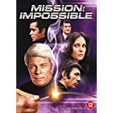 Mission Impossible: L'int�grale de la saison 5 - Coffret 6 DVDpar Graves. Peter