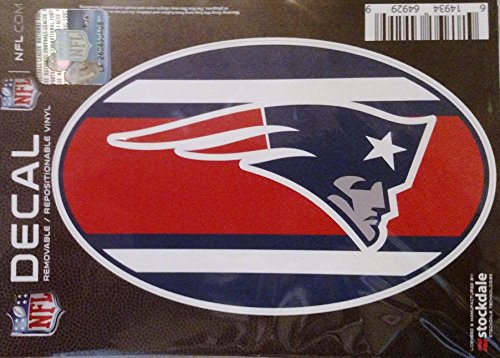 new-england-patriots-5x7-super-stripe-repositionable-vinyl-decal-auto-home-football
