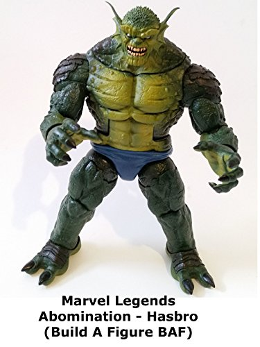 Review: Marvel Legends Abomination