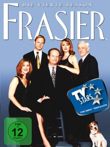 Frasier - Die vierte Season [4 DVDs]