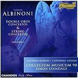 Albinoni: Double Oboe Concertos / String Concertos, Vol. 1