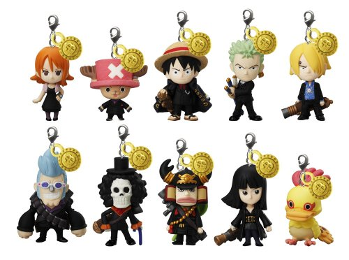 From TV animation ONE PIECE ONE PIECE FILM STRONG WORLD MASCOT (BOX)