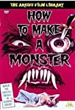echange, troc How to Make a Monster