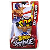 Rey Mysterio WWE Rumblers Rampage Action Mini Figure