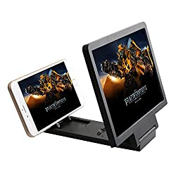 Memore Analog Folding Screen Expander Stand for Mobile Phones for 3D Video