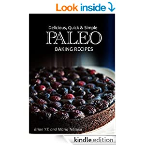 Paleo Baking Recipes - Delicious, Quick & Simple Paleo Recipes