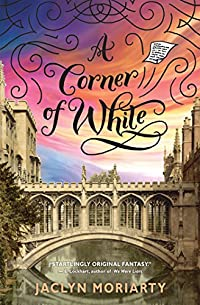 A Corner Of White: The Colors Of Madeleine, Book One by Jaclyn Moriarty ebook deal