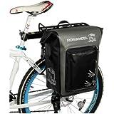 ROSWHEEL ロスホイール サイクリング 完全防水 ショルダー使用可能 サイドバッグ 20L