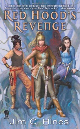 Image of Red Hood's Revenge (Princess Novels)
