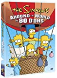 The Simpsons: Around The World In 80 D'ohs! [DVD]