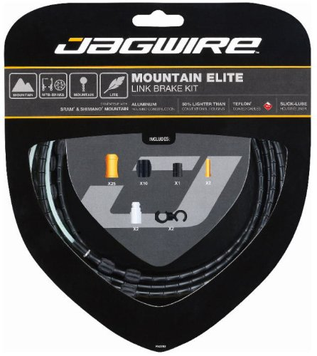 Jagwire Mountain Elite Link Bicycle Brake Cable Housing