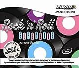 Zoom Karaoke - Rock 'N' Roll Superhits Box Set - 60 Songs - Triple CD+G Set by Zoom Karaoke (2010) Audio CD