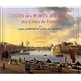 Vues des Ports et Rades des Cotes...