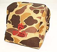 Grizzly Camera Bean Bag MEDIUM-WILDERNESS CAMOUFLAGE Photography Bean Bag Video Bean Bag Camera Supp