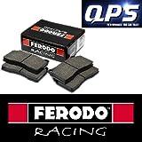 PEUGEOT 307 2.0 i SW 16V Ferodo DS2500 Rear Brake Pads 2001-03-01->