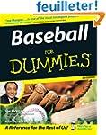 Baseball For Dummies�