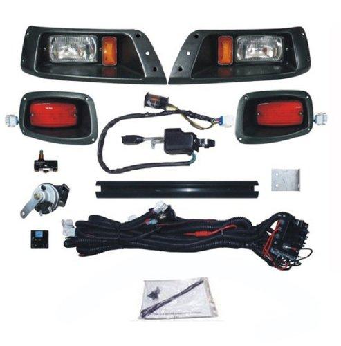 New Ezgo Txt Golf Cart Deluxe Street Legal Light Kit