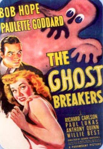 Ghost Breakers [1940] [DVD]